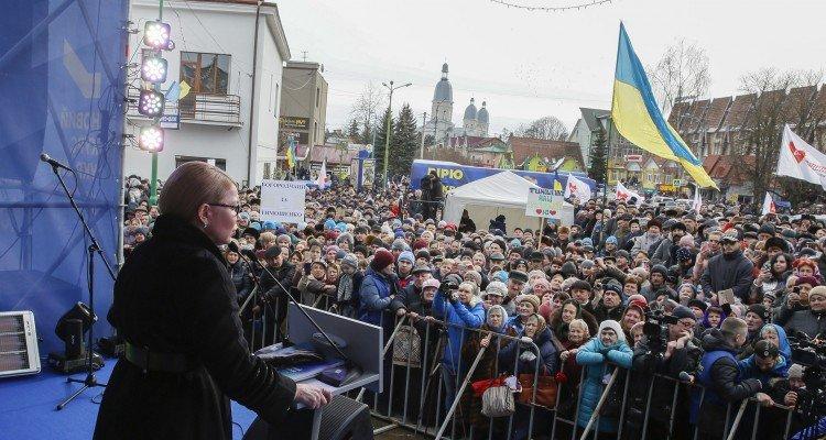 Тимошенко намерена за пять лет повысить доходы украинцев до уровня Польши  Подробнее читайте на Юж-Ньюз: http://xn----ktbex9eie.com.ua/archives/40571