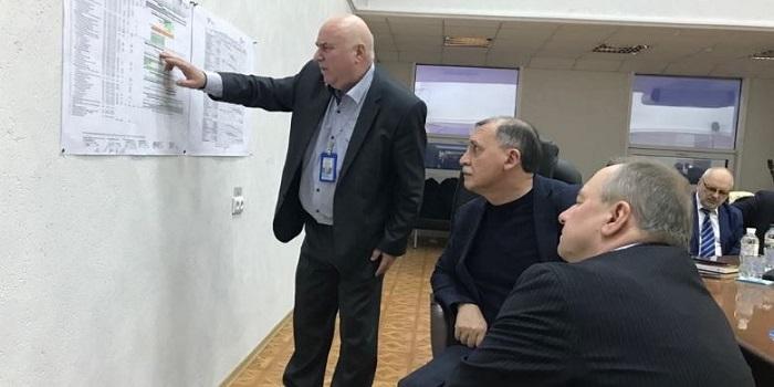 На площадке Южно-Украинского энергокомплекса под председательством президента Энергоатома прошли заседание штаба по реконструкции системы техводоснабжения АЭС и техническое совещание Подробнее читайте на Юж-Ньюз: http://xn----ktbex9eie.com.ua/archives/41706