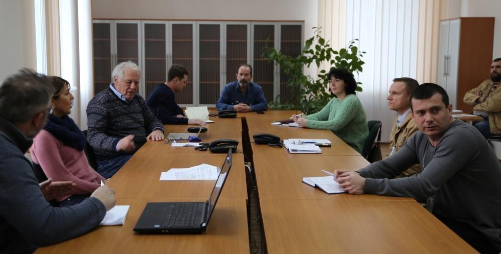 ЮУАЭС готовится к реализации нового проекта технической помощи Евросоюза в области обращения с РАО  Подробнее читайте на Юж-Ньюз: http://xn----ktbex9eie.com.ua/archives/40327