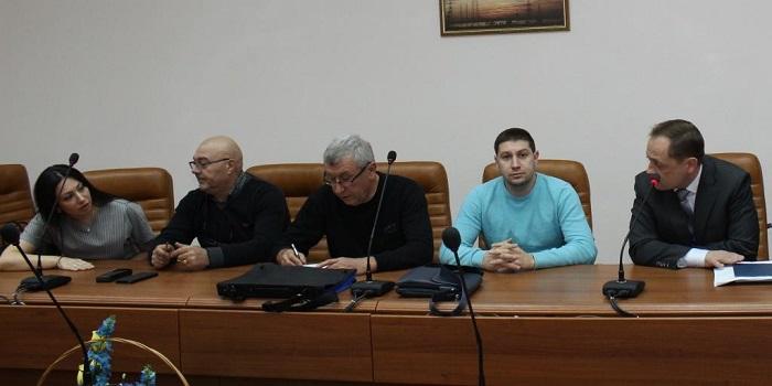 Специалисты ЮУАЭС поделились опытом проведения реконструкции парогенераторов с болгарскими коллегами Подробнее читайте на Юж-Ньюз: http://xn----ktbex9eie.com.ua/archives/42469