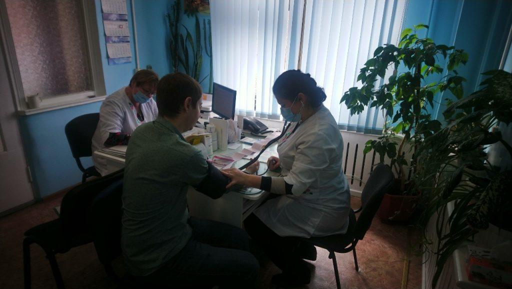 В поликлинике Южноукраинска ввели систему электронной очереди  Подробнее читайте на Юж-Ньюз: http://xn----ktbex9eie.com.ua/archives/44175