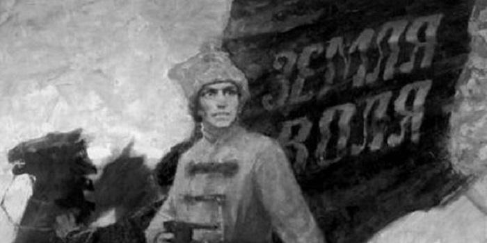 В Украину вернут прах Нестора Махно Подробнее читайте на Юж-Ньюз: http://xn----ktbex9eie.com.ua/archives/42630