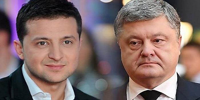 Зеленский и Порошенко выходят во второй тур, — опрос Подробнее читайте на Юж-Ньюз: http://xn----ktbex9eie.com.ua/archives/45170