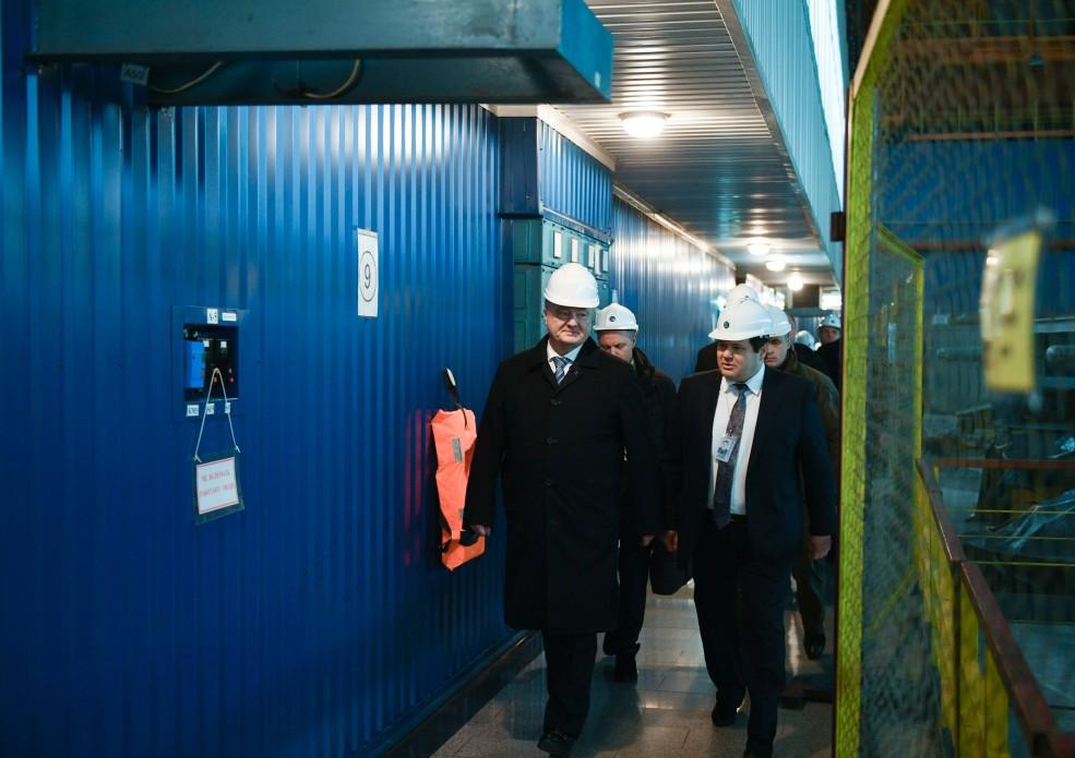 Ташлыкскую ГАЭС посетил Президент Украины Петр Порошенко Подробнее читайте на Юж-Ньюз: http://xn----ktbex9eie.com.ua/archives/43036