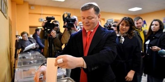 За показанный журналистам бюллетень Ляшко может сесть в тюрьму Подробнее читайте на Юж-Ньюз: http://xn----ktbex9eie.com.ua/archives/46175