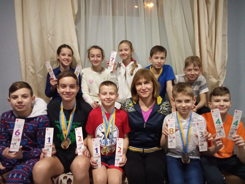 Воспитанники спорткомплекса ЮУАЭС успешно выступили в Лиге Украины по плаванию Подробнее читайте на Юж-Ньюз: http://xn----ktbex9eie.com.ua/archives/42483