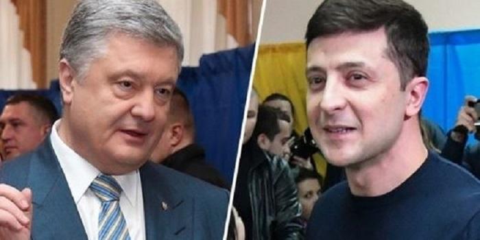 Порошенко или Зеленский: Украина выбирает | Настоящее Время Подробнее читайте на Юж-Ньюз: http://xn----ktbex9eie.com.ua/archives/48746