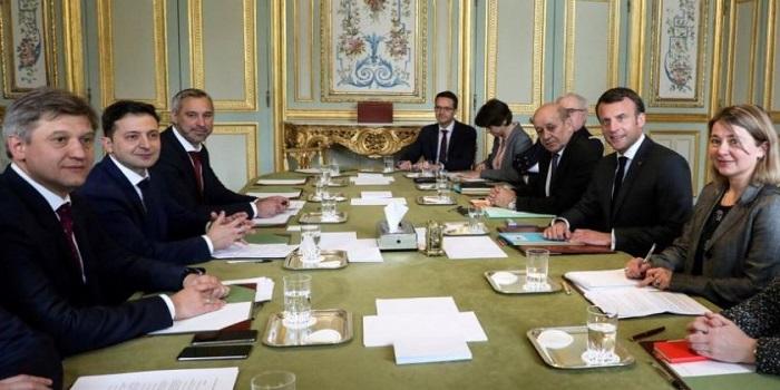 Зеленский рассказал о встрече с Макроном: обсуждали важнейшие для украинцев вопросы Подробнее читайте на Юж-Ньюз: http://xn----ktbex9eie.com.ua/archives/47785