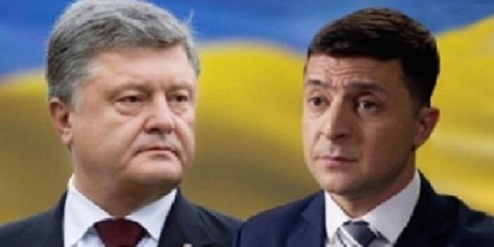 ЦИК посчитала 100% протоколов: во второй тур выборов Президента выходят Зеленский и Порошенко Подробнее читайте на Юж-Ньюз: http://xn----ktbex9eie.com.ua/archives/46648