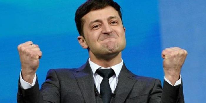 ЦИК официально назвала победителем президентских выборов Владимира Зеленского Подробнее читайте на Юж-Ньюз: http://xn----ktbex9eie.com.ua/archives/49493