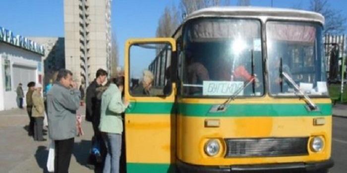 Графік руху платних автобусів за маршрутом Южноукраінськ – СОТ «БУЗЬКЕ» Подробнее читайте на Юж-Ньюз: http://xn----ktbex9eie.com.ua/archives/47391