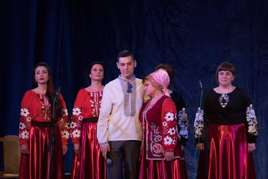 Конкурс «Материнская песня» выявил лучших вокалистов Николаевщины. Фото.  Подробнее читайте на Юж-Ньюз: http://xn----ktbex9eie.com.ua/archives/47725