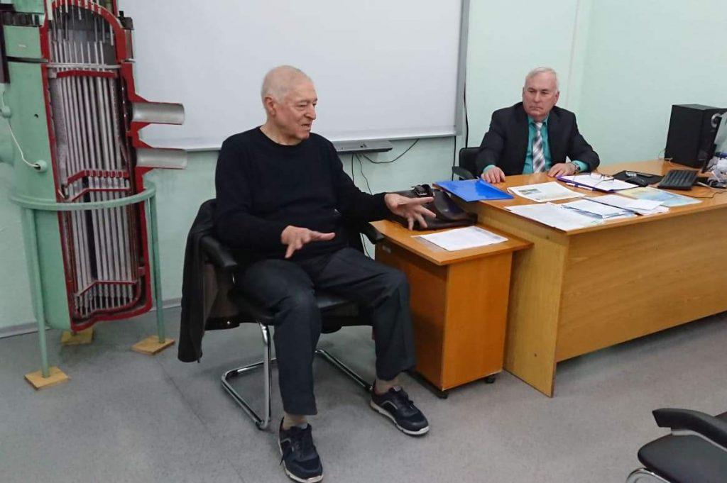 На Южно-Украинском энергокомплексе состоялось очередное заседание экспертного совета ветеранов атомной энергетики Подробнее читайте на Юж-Ньюз: http://xn----ktbex9eie.com.ua/archives/49081