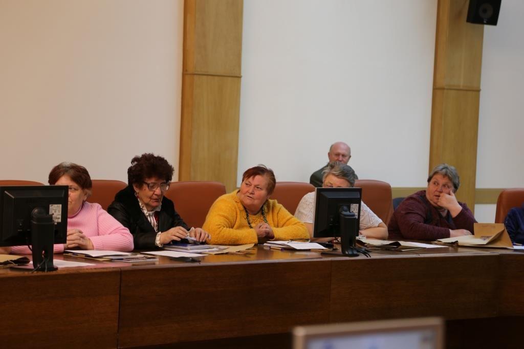 На ЮУАЭС о подготовке к продлению эксплуатации энергоблока №3 рассказали представителям территориального центра социального обслуживания Арбузинского района  Подробнее читайте на Юж-Ньюз: http://xn----ktbex9eie.com.ua/archives/49132
