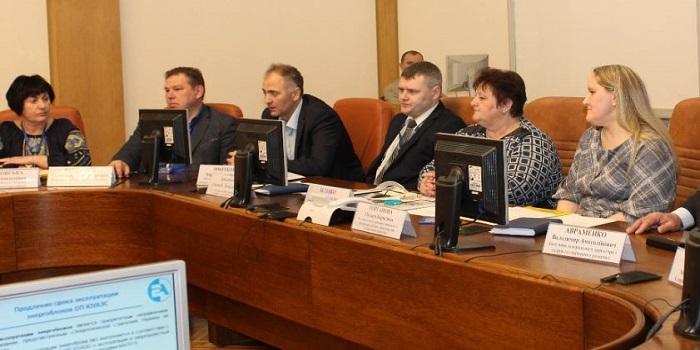 Специалисты ЮУАЭС рассказали педагогам из Арбузинки о подготовке к продлению срока эксплуатации энергоблока №3 Подробнее читайте на Юж-Ньюз: http://xn----ktbex9eie.com.ua/archives/46543