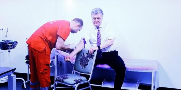 В анализах Петра Порошенко не нашли следов алкоголя и наркотиков Подробнее читайте на Юж-Ньюз: http://xn----ktbex9eie.com.ua/archives/46913