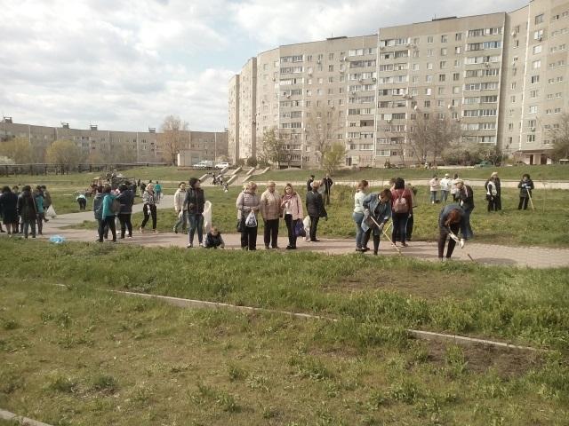 Южноукраїнськ — ДО ДНЯ ДОВКІЛЛЯ. Фото.  Подробнее читайте на Юж-Ньюз: http://xn----ktbex9eie.com.ua/archives/48943