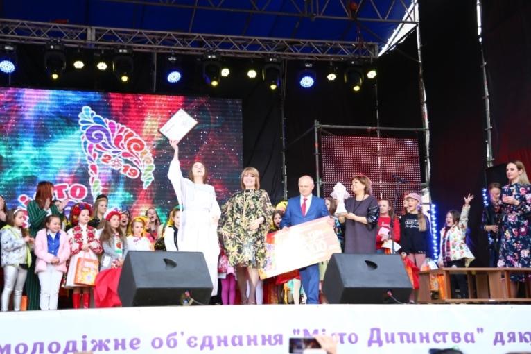 В Южноукраинске завершился IV Международный фестиваль-конкурс вокального искусства «Місто дитинства»  Подробнее читайте на Юж-Ньюз: http://xn----ktbex9eie.com.ua/archives/48962