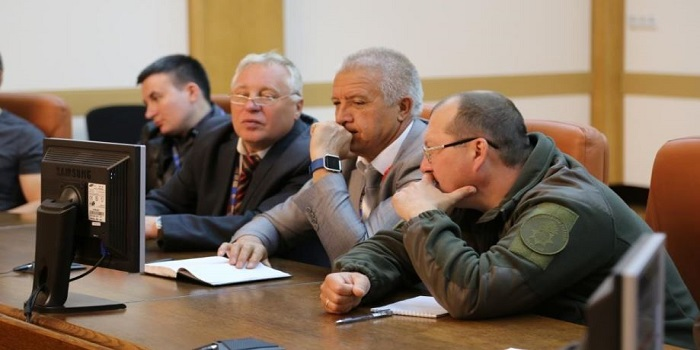 На ЮУАЭС презентовали программу подготовки специалистов по физической защите на базе КПИ Подробнее читайте на Юж-Ньюз: http://xn----ktbex9eie.com.ua/archives/50405