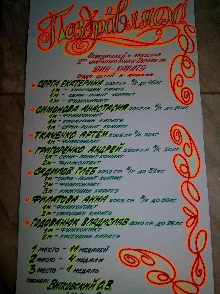 Калейдоскоп спортивных новостей Подробнее читайте на Юж-Ньюз: http://xn----ktbex9eie.com.ua/archives/50715