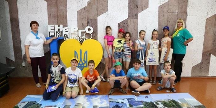 В информцентре ЮУАЭС стартовал новый детский проект «Time energy» Подробнее читайте на Юж-Ньюз: http://xn----ktbex9eie.com.ua/archives/54250