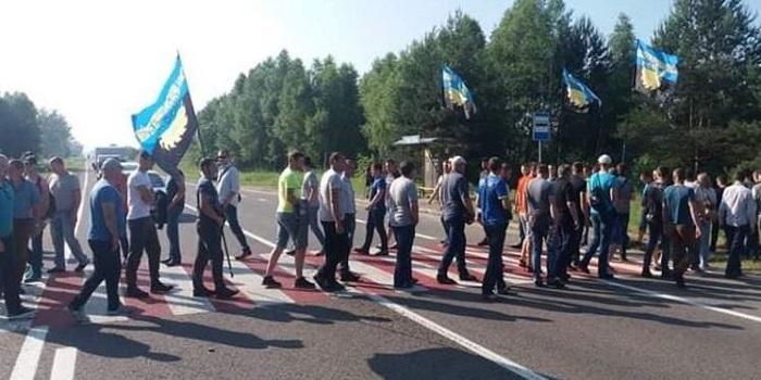 Львовские шахтеры грозятся атаковать дом Гройсмана Подробнее читайте на Юж-Ньюз: http://xn----ktbex9eie.com.ua/archives/54380