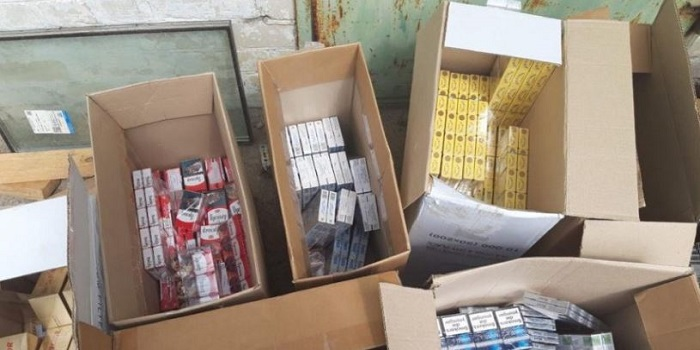 На Николаевщине у дельцов нашли подпольный цех по производству табака и алкоголя Подробнее читайте на Юж-Ньюз: http://xn----ktbex9eie.com.ua/archives/53897