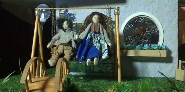 Николаевская мастерица создала миниатюрный кукольный дом, которому нет аналога. Видео Подробнее читайте на Юж-Ньюз: http://xn----ktbex9eie.com.ua/archives/52994