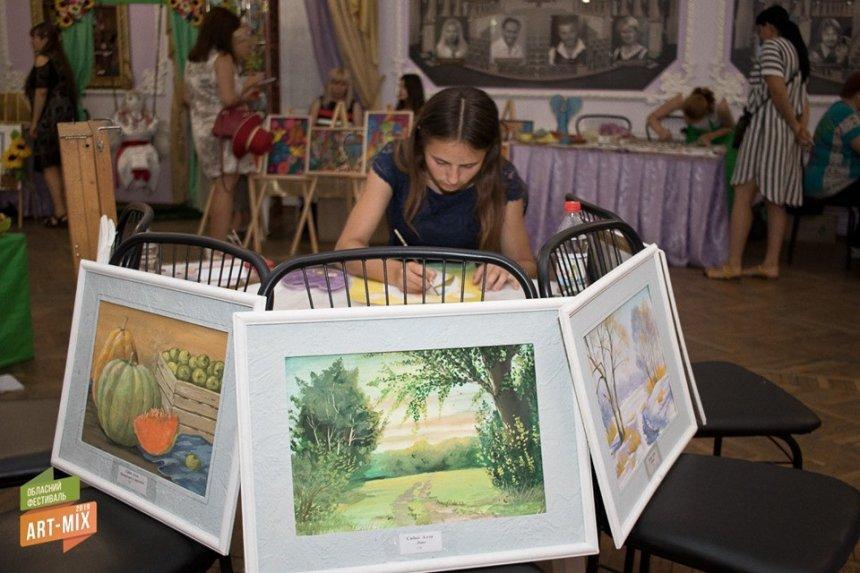 В Николаеве определили победителей «Art-mix 2019» Подробнее читайте на Юж-Ньюз: http://xn----ktbex9eie.com.ua/archives/53666
