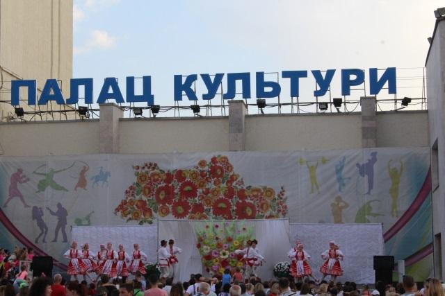 У Южноукраїнську відсвяткували День захисту дітей. Фото.  Подробнее читайте на Юж-Ньюз: http://xn----ktbex9eie.com.ua/archives/53248