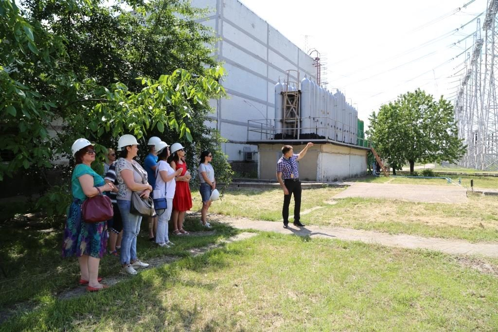 На южно-украинской площадке прошли очередные обзорные курсы для работников дирекции НАЭК «Энергоатом»  Подробнее читайте на Юж-Ньюз: http://xn----ktbex9eie.com.ua/archives/53462