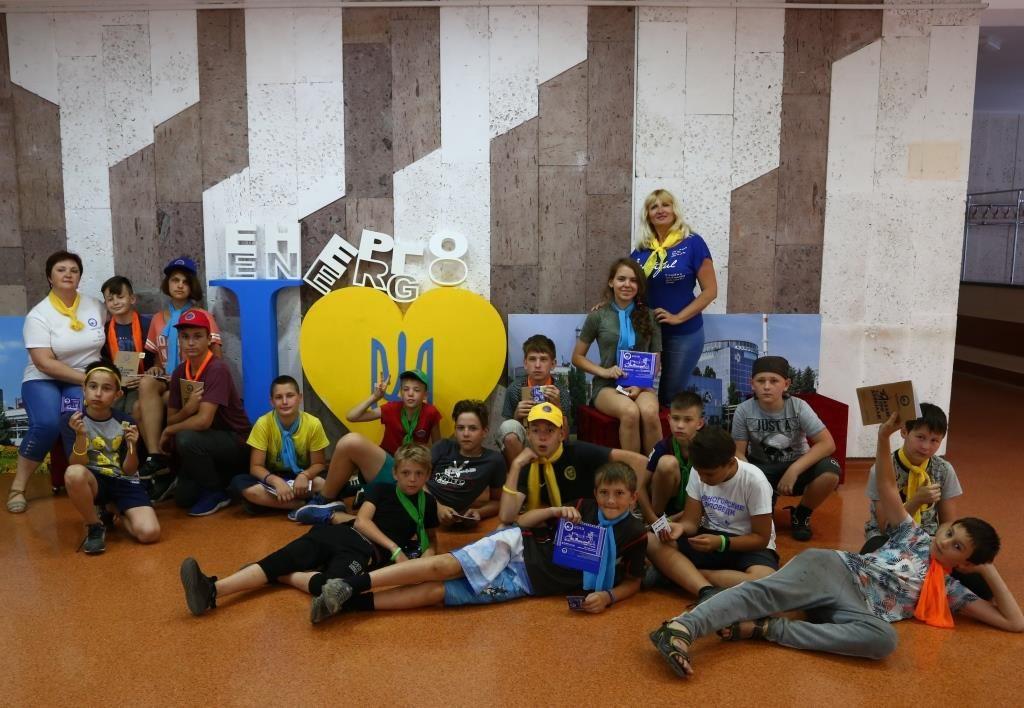 На Южно-Украинском энергокомплексе побывали воспитанники детского туристического лагеря  Подробнее читайте на Юж-Ньюз: http://xn----ktbex9eie.com.ua/archives/55805