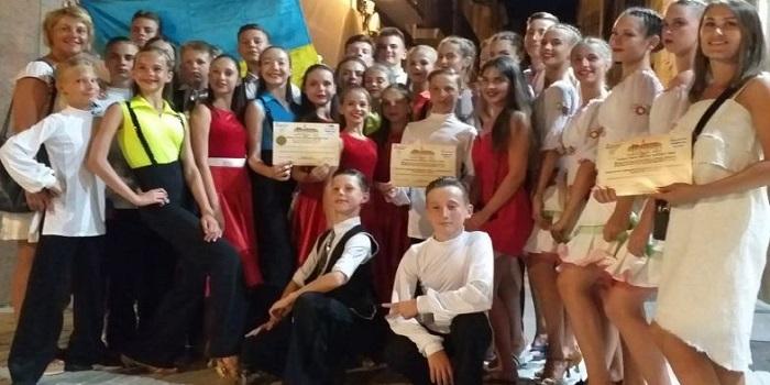 Творческие достижения южноукраинских талантов Подробнее читайте на Юж-Ньюз: http://xn----ktbex9eie.com.ua/archives/57052