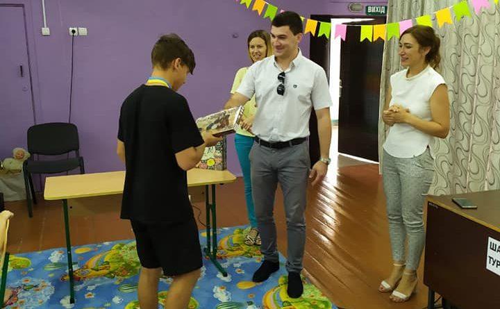 Организация молодежи ЮУАЭС провела шашечный турнир для воспитанников Центра социально-психологической реабилитации детей Подробнее читайте на Юж-Ньюз: http://xn----ktbex9eie.com.ua/archives/57980