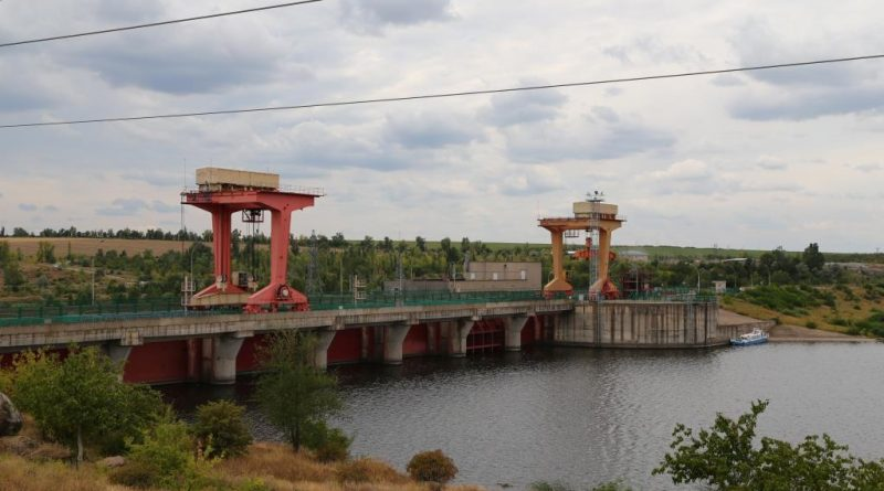 На Александровской ГЭС начался плановый ремонт гидроагрегата №2 Подробнее читайте на Юж-Ньюз: http://xn----ktbex9eie.com.ua/archives/57952