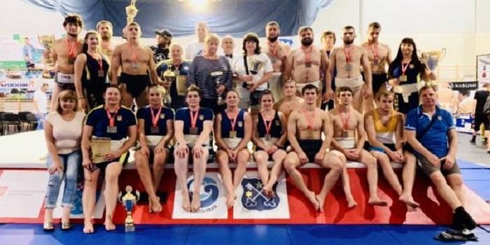 Українські сумоїсти здобули 22 нагороди Кубку Європи Подробнее читайте на Юж-Ньюз: http://xn----ktbex9eie.com.ua/archives/59071