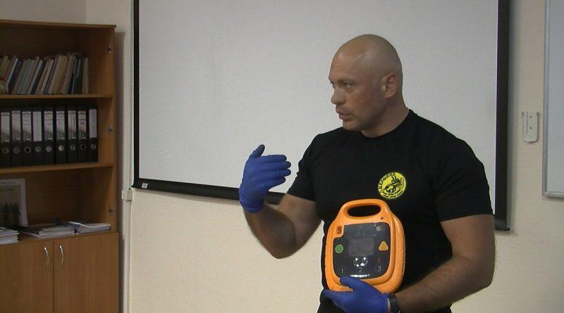 Оперативный персонал ЮУАЭС проходит курс обучения оказанию первой доврачебной помощи Подробнее читайте на Юж-Ньюз: http://xn----ktbex9eie.com.ua/archives/59431