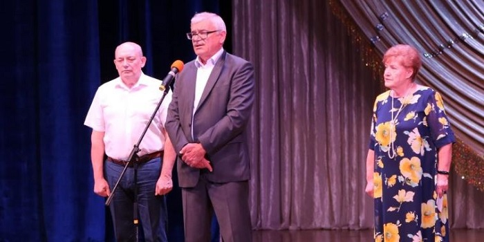 Южноукраинск — Юрий Фомин: Я уже 40 лет имею честь работать с настоящими профессионалами Подробнее читайте на Юж-Ньюз: http://xn----ktbex9eie.com.ua/archives/58911