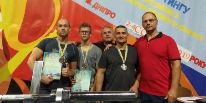 Южноукраинские паралимпийцы показали хорошие результаты на Чемпионате Украины Подробнее читайте на Юж-Ньюз: http://xn----ktbex9eie.com.ua/archives/58808