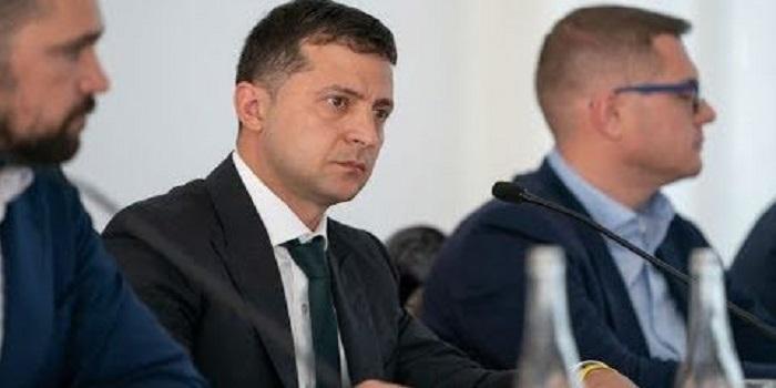 Из страны никто не сбежит! Зеленский сделал срочное заявление (видео) Подробнее читайте на Юж-Ньюз: http://xn----ktbex9eie.com.ua/archives/59186