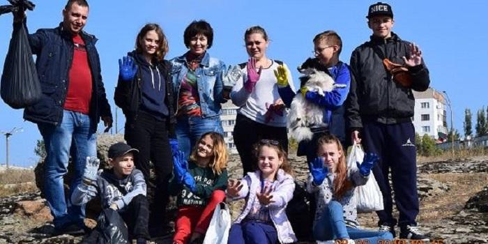 Южноукраїнськ — Акция к Международному дню чистых берегов. Фото. Подробнее читайте на Юж-Ньюз: http://xn----ktbex9eie.com.ua/archives/63064