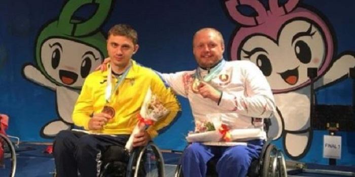 Николаевский спортсмен получил «бронзу» на чемпионате по фехтованию на колясках Подробнее читайте на Юж-Ньюз: http://xn----ktbex9eie.com.ua/archives/62309