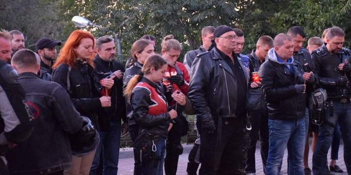 В Николаеве байкеры почтили память умерших друзей Подробнее читайте на Юж-Ньюз: http://xn----ktbex9eie.com.ua/archives/62339