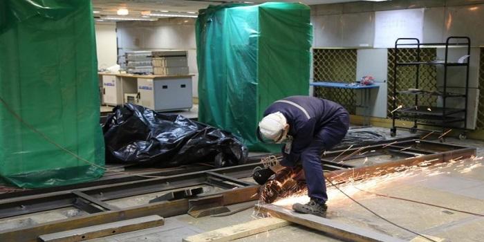 В ЦТАИ ЮУАЭС продолжаются работы по модернизации оборудования блока №3 Подробнее читайте на Юж-Ньюз: http://xn----ktbex9eie.com.ua/archives/61023