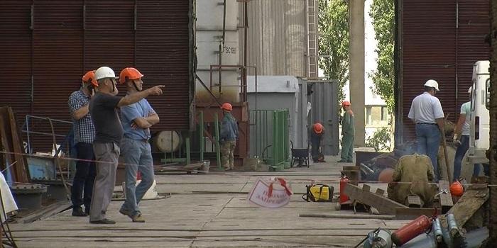 В турбинном цехе №2 ЮУАЭС продолжается реконструкция оборудования Подробнее читайте на Юж-Ньюз: http://xn----ktbex9eie.com.ua/archives/61607