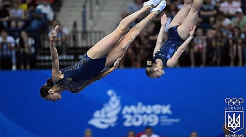 Николаевская спортсменка завоевала золотую медаль Кубка мира в синхронных прыжках на батуте Подробнее читайте на Юж-Ньюз: http://xn----ktbex9eie.com.ua/archives/63863