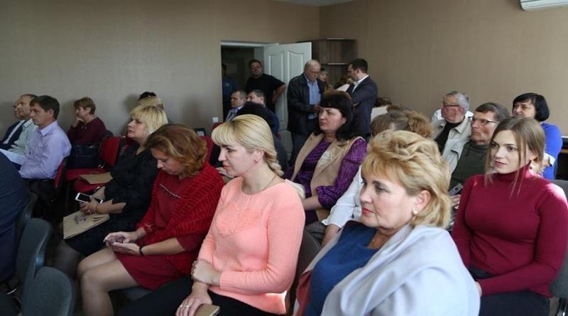 Общественные слушания по вопросам обоснования безопасности продления срока эксплуатации энергоблока №3 ОП ЮУАЭС состоялись в Александровской ОТГ Подробнее читайте на Юж-Ньюз: http://xn----ktbex9eie.com.ua/archives/65214