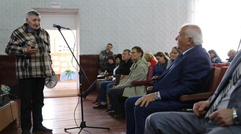 Общественные слушания по вопросам обоснования безопасности продления срока эксплуатации энергоблока №3 ОП ЮУАЭС состоялись в Бугской ОТГ Подробнее читайте на Юж-Ньюз: http://xn----ktbex9eie.com.ua/archives/65234