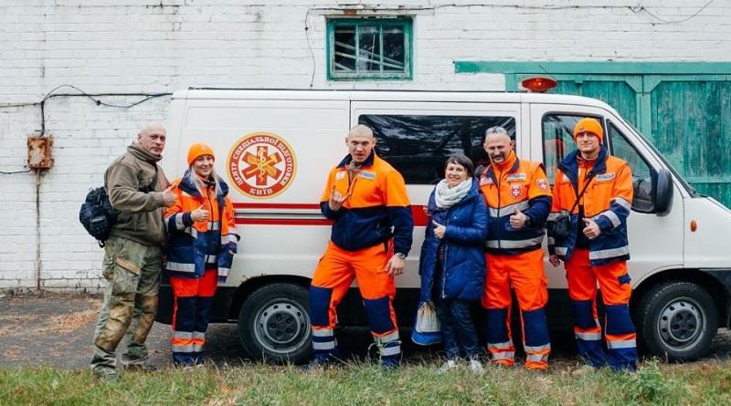 Волонтеры-спасатели Южно-Украинской АЭС учились действовать в случае теракта Подробнее читайте на Юж-Ньюз: http://xn----ktbex9eie.com.ua/archives/66461