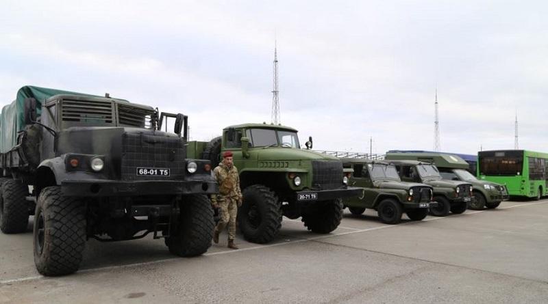 Авторемонтники ЮУАЭС в очередной раз передали в воинские части ООС отремонтированную технику Подробнее читайте на Юж-Ньюз: http://xn----ktbex9eie.com.ua/archives/68086